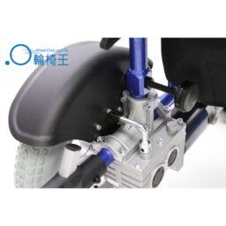 加強版Deluxe 500電動輪椅