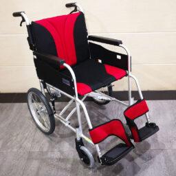 日本品牌Miki MST43JL-16手推輪椅