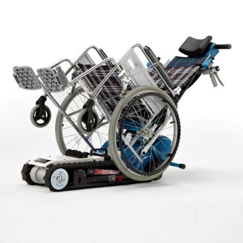 元倫 AIDBASE HKSC-970B履帶式載人或載輪椅上落樓梯機