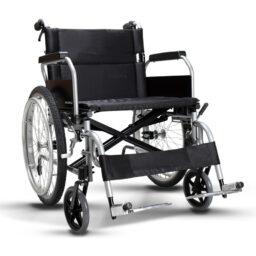 台灣品牌Karma KM-2580X(B) 多功能超高承重手推輪椅