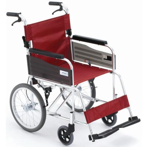 日本品牌Miki ST43JL-16手推輪椅