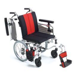 日本品牌Miki Deluxe 16多功能手推輪椅