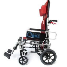 台灣品牌Karma KM-50高背輪椅
