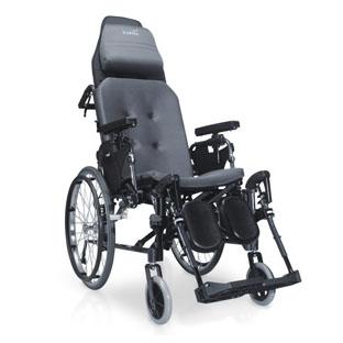 台灣品牌Karma KM-60高背輪椅