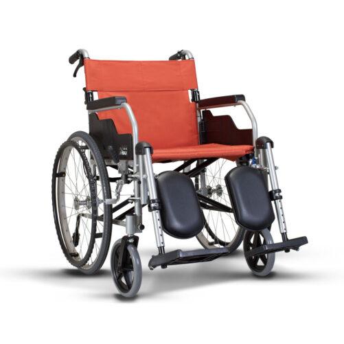 台灣品牌Karma KM-8590骨科腳架輪椅