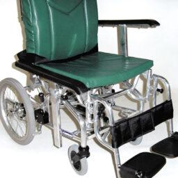 日本品牌河村 Kawamura WKXL94-68EL高背輪椅