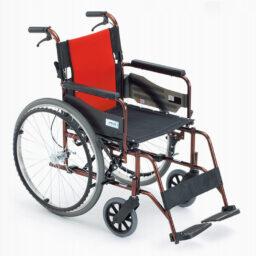 日本品牌Miki RD49JL-24手推輪椅