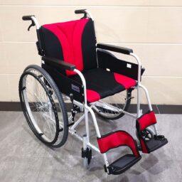 日本品牌Miki MST43JL-22手推輪椅