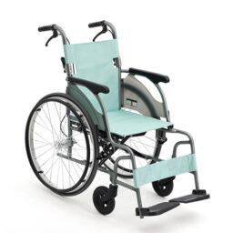日本品牌Miki LK-22(L)手推輪椅