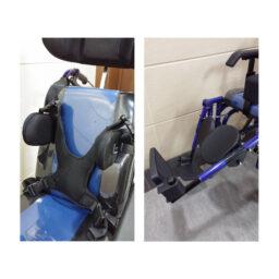 雅健 SF069高背輪椅