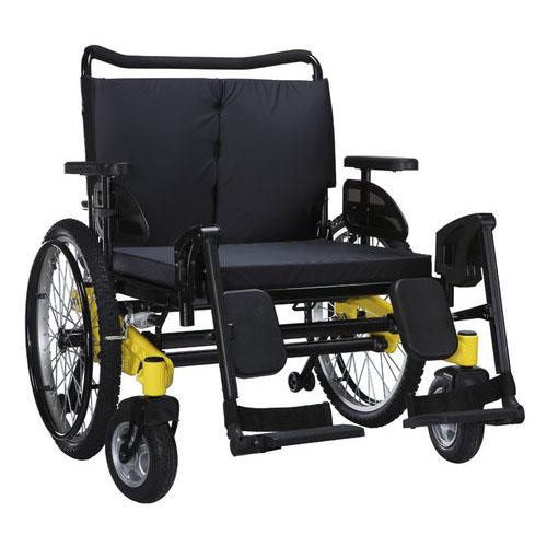台灣品牌Heartway WHW8-26高承重輪椅