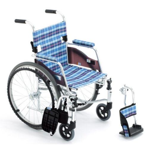 日本品牌Miki MO43JL-22多功能輪椅