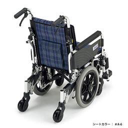日本品牌Miki NB6手推輪椅
