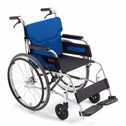 日本品牌Miki WLS-22手推輪椅