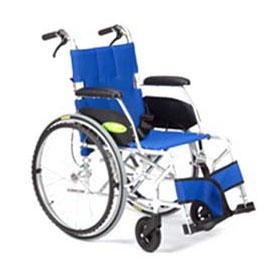 日本品牌ZhongJin WNA652手推輪椅