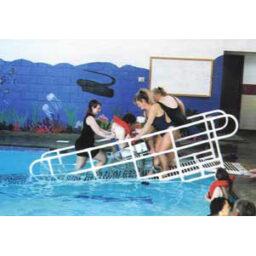 美國AQUATREK泳池專用斜台 (可配合泳池專用水上輪椅使用) AT-1000(S)
